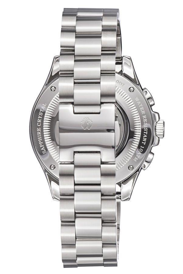 e2a6416cffe64 Roberto Cavalli Men s RV1G014M0066 ROUND Chrono Stainless Steel Date Watch  842551100149 eBay apos Chrono Roberto