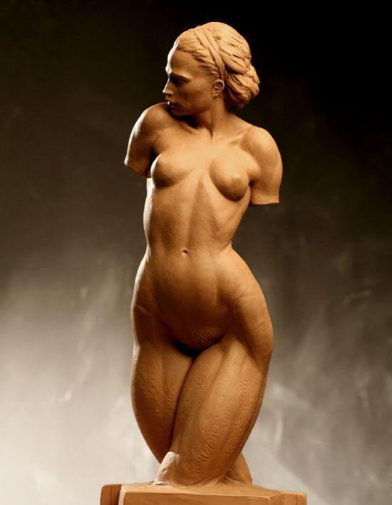 "Facade (20"") by Jose Ismael Fernandez - More pics at http://www.joseismael.com/html/gallery.html"