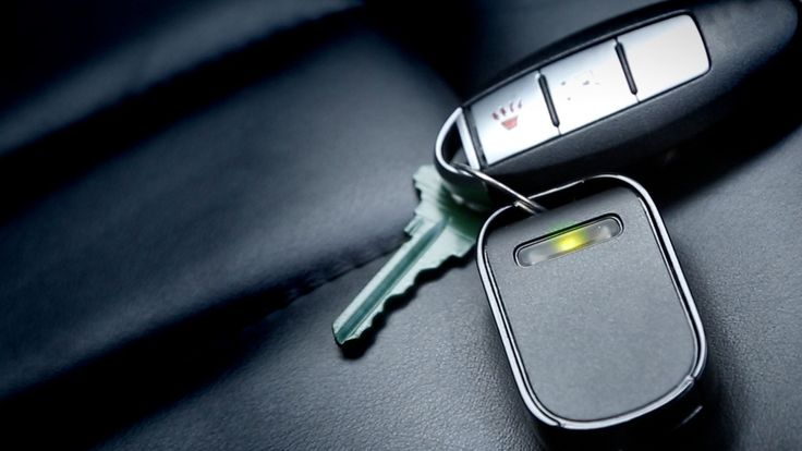 An iPhone App That Finds Your Keys (And Just About Anything Else).