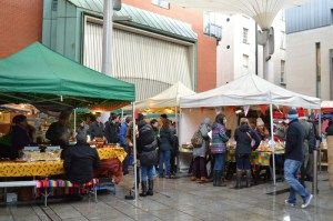 Temple Bar Food Market featured on #myhometownguide to Dublin