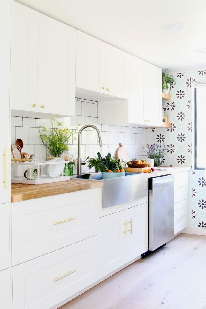 Our Complete Ikea Kitchen Remodel 8 Most Helpful Ideas Ikea Kitchen Remodel Kitchen Design Small Kitchen Remodel Small