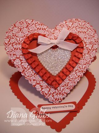 99 best Cards images on Pinterest | Homemade cards, Anniversary ...
