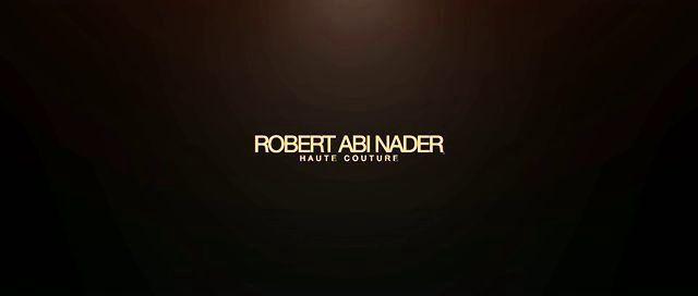 Robert Abi Nader Backstage