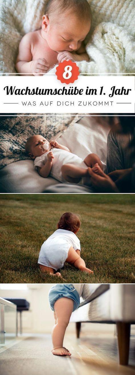 Wow, Babys erleben acht Entwicklungssprünge in nur 14 Monaten! – Frank Weller