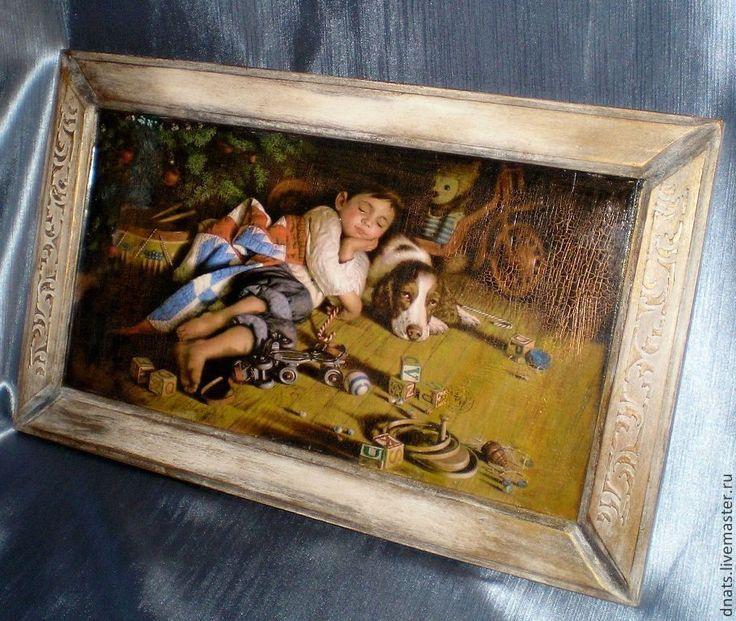 """Картина- панно """" Дети """" - картина,картина в подарок,картина для интерьера"""