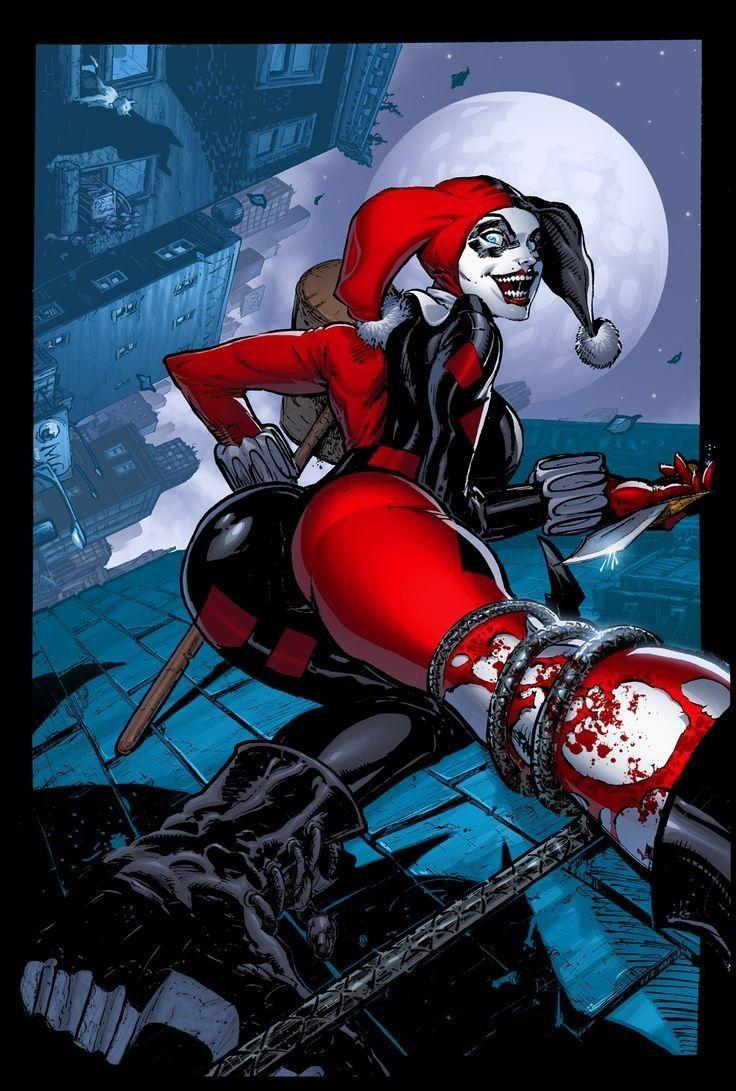Pin på Harley Quinn