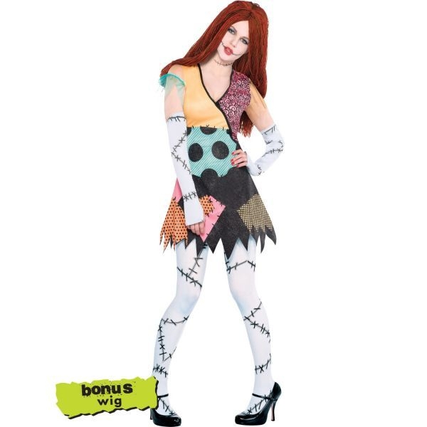 51 best nightmare before christmas images on pinterest christmas adult rag doll sally costume the nightmare before christmas solutioingenieria Gallery