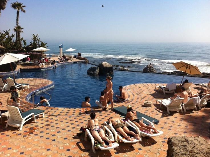 Disfrutando De Semana Santa En Rosarito Hotel Las Rocas