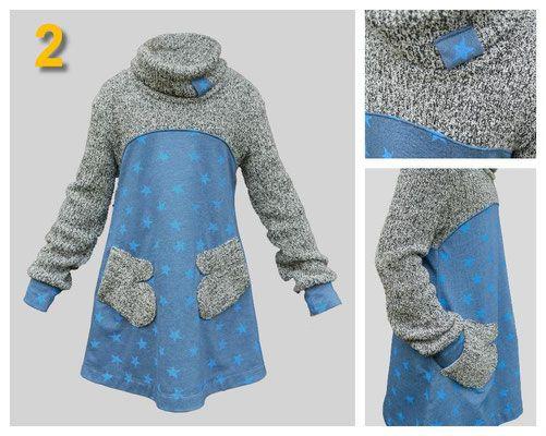 Lange Ärmel für Kleid Mimmy. Gr. 62-152 Freebooks - sillyjays Webseite!