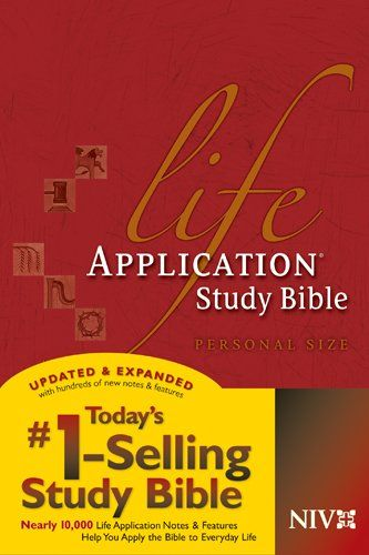 Bestseller books online Life Application Study Bible NIV, Personal Size   http://www.ebooknetworking.net/books_detail-141432457X.htmlWorth Reading, Book Online, Christmas Presents, Cookbooks Worth, Book Worth, Life Application, Daily Reading, Study Bible, Application Study