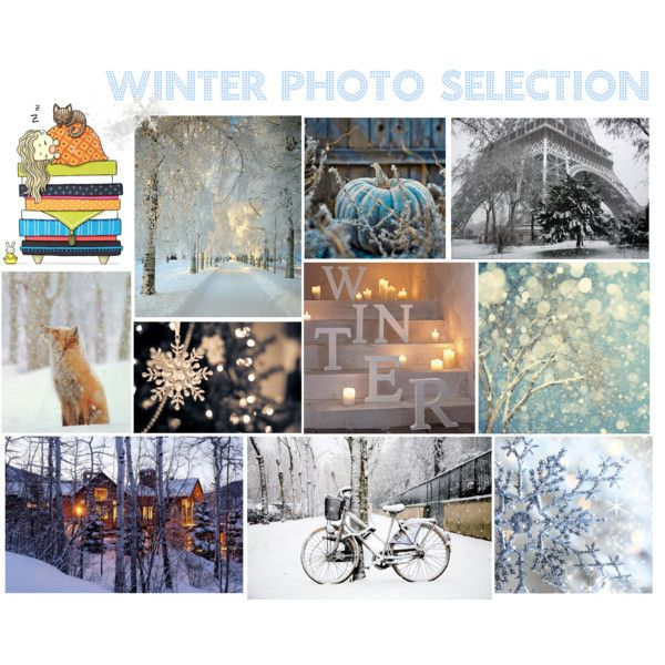 """Winter Photo Selection"" by marcella-sampaolesi on Polyvore"