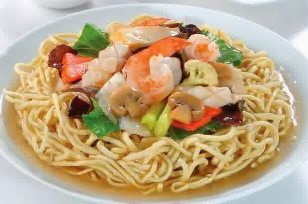 Resep Membuat Ifumi Seafood Special Enak
