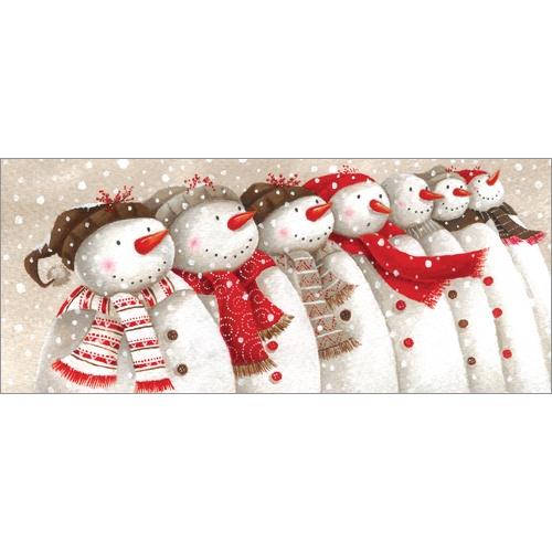 Seven- grandchildren ~ Jacob, Zachary, Dylan, Nathan, Eli, Sydney and Jordan ^ 6 snowboys - 1 snowgirl - Sydney