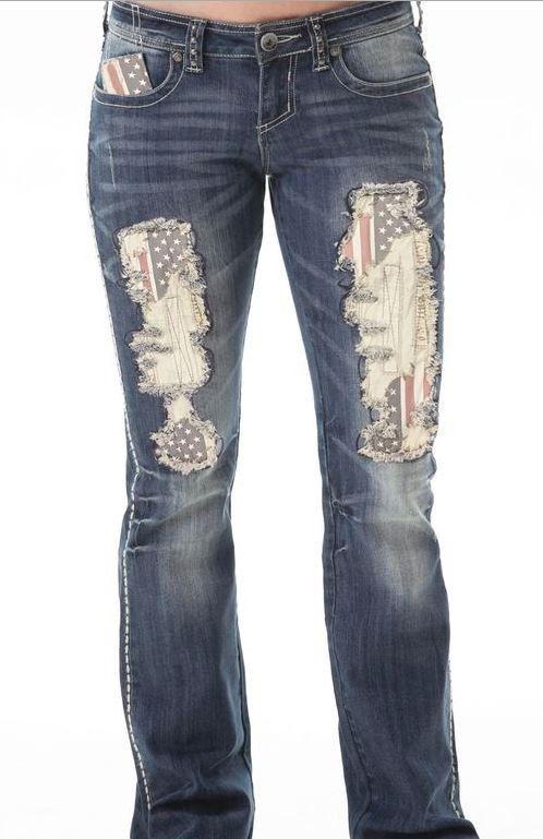 Cowgirl Tuff American Pride Jeans – Classy Cowgirl Co.