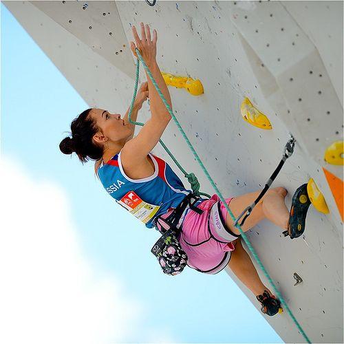 photo boillon christophe / photo sport au carré / chamonix championnat d'europe d'escalade 2013