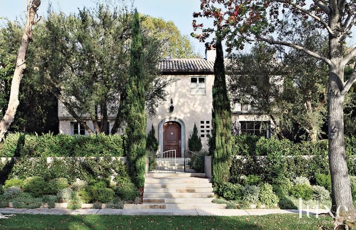 Inside 13 design experts 39 own homes santa cruz home for French mediterranean house