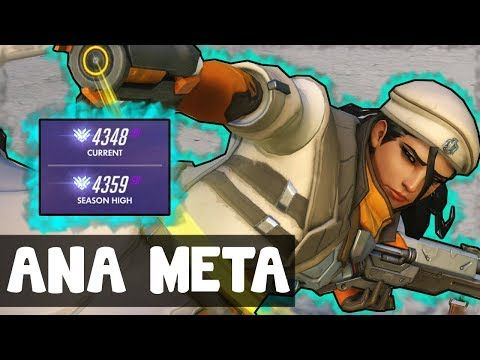 Today im talking about ana support in season 8 overwatch competitive after the new ranked update changes for mercy, the mercy nerfs really have helped ana a lot so I wanted to talk about what you can do now with these new changes and how ana will fit into the new triple tank meta. As well I...
