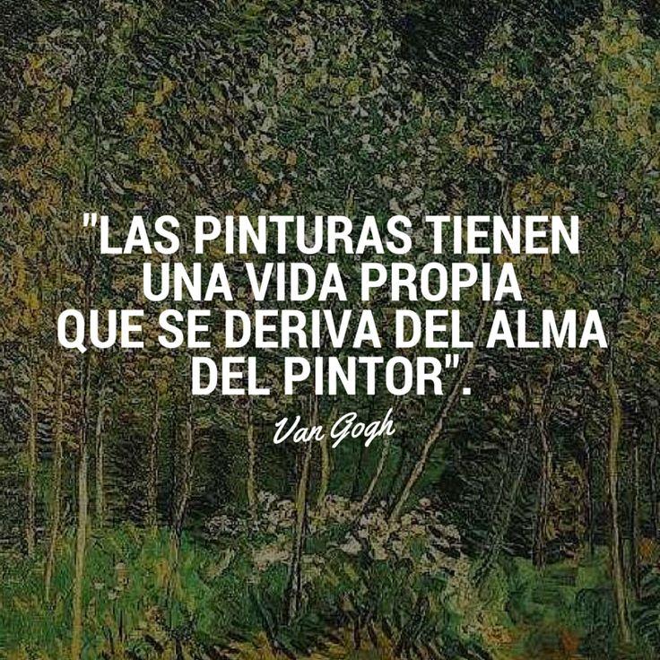 Frases de Van Gogh