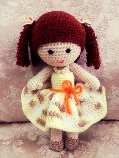 Crochet doll *chui fong*