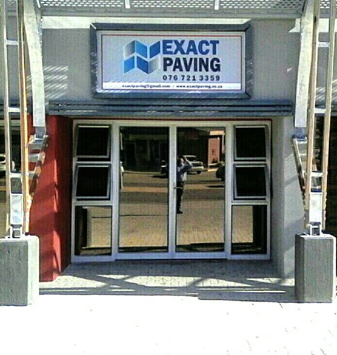 EXACT Paving, Klerksdorp, Matlosana, KOSH, North West Province, South Africa