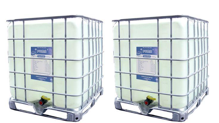 Air Demineralisasi PUMA kemasan 1.000 Liter