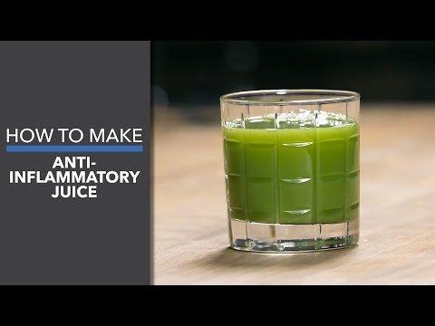 Anti-Inflammatory Juice Recipe - DrAxe.com