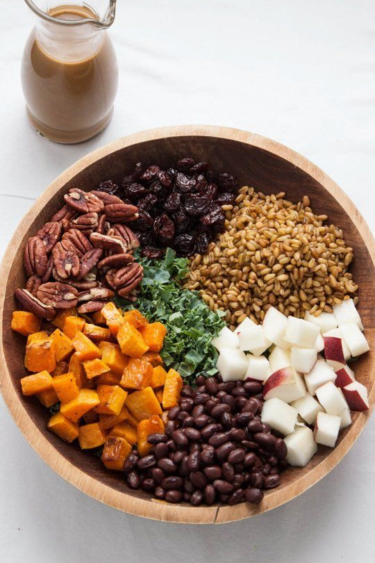 Recipe: Fall Harvest Freekeh Salad