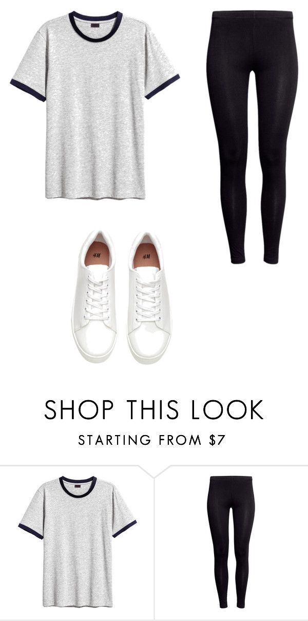 """Untitled #225"" by xxhannahhussainxx on Polyvore featuring H&M"