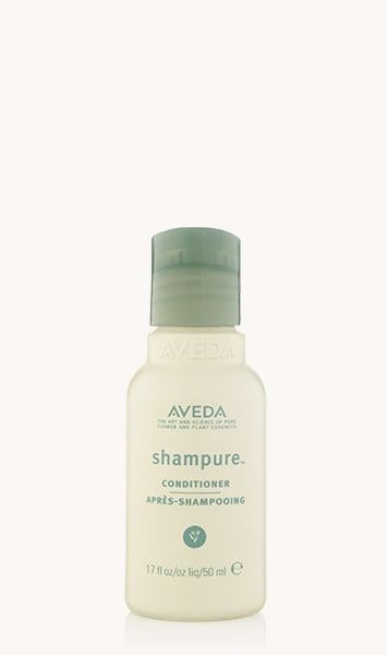 Aveda conditioner is plant based for all types of hair. If your hair is color, you should use moisture for dry or color treated hair.