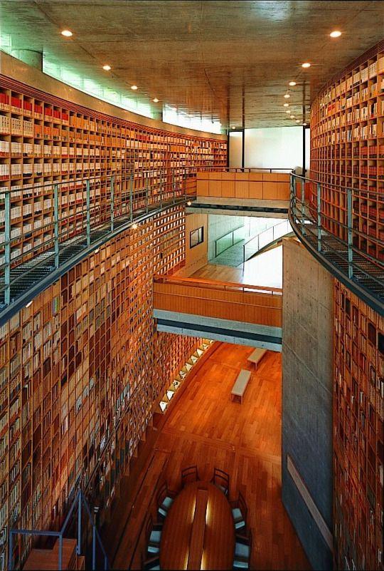 source: ARCHatlas Tadao Ando's Ryotaro Shiba Museum ph. Will Pryce