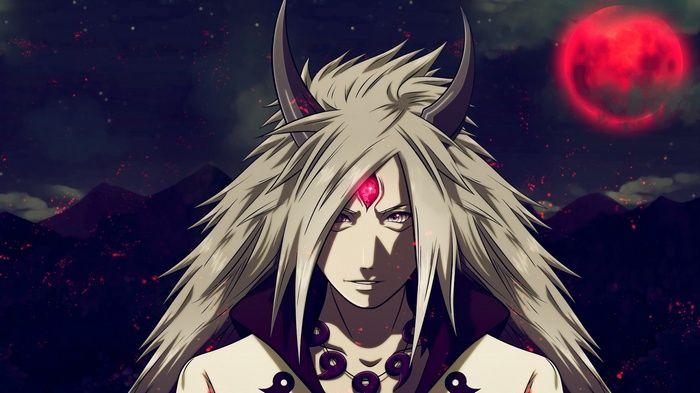Naruto Shippuuden Uchiha Madara Sage Of Six Paths