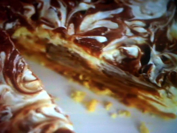 American Chocolate Fudge Pie Featured On Rachel Allen: All Things Sweet