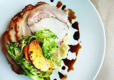 Signatures: Porchetta alla RomanaFood Recipe