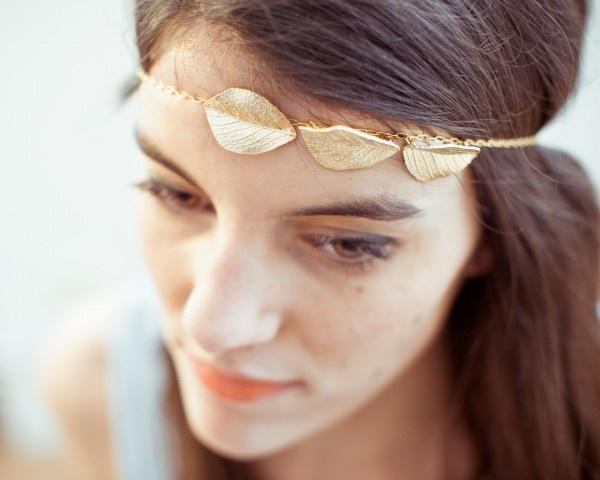 Headband créateur Calopsitte