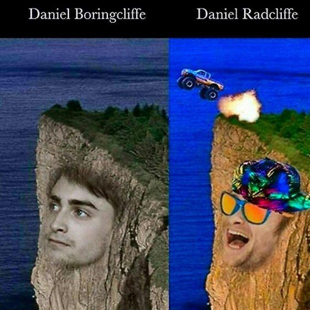 """The duality of Daniel: 