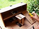 Make a Portable Parking Garage with an IKEA Forsa Box