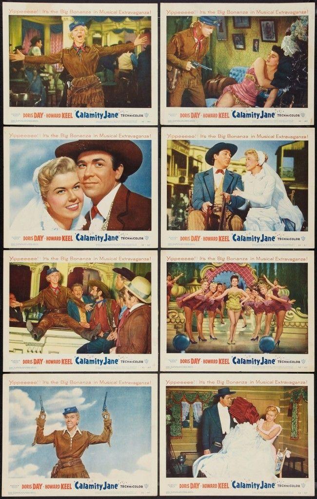 "Doris Day in ""Calamity Jane""!!!! Wonderful,just wonderful!!!!!"