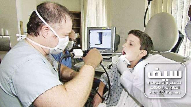 علاج شلل الاحبال الصوتية مع امهر اطباء تايلند