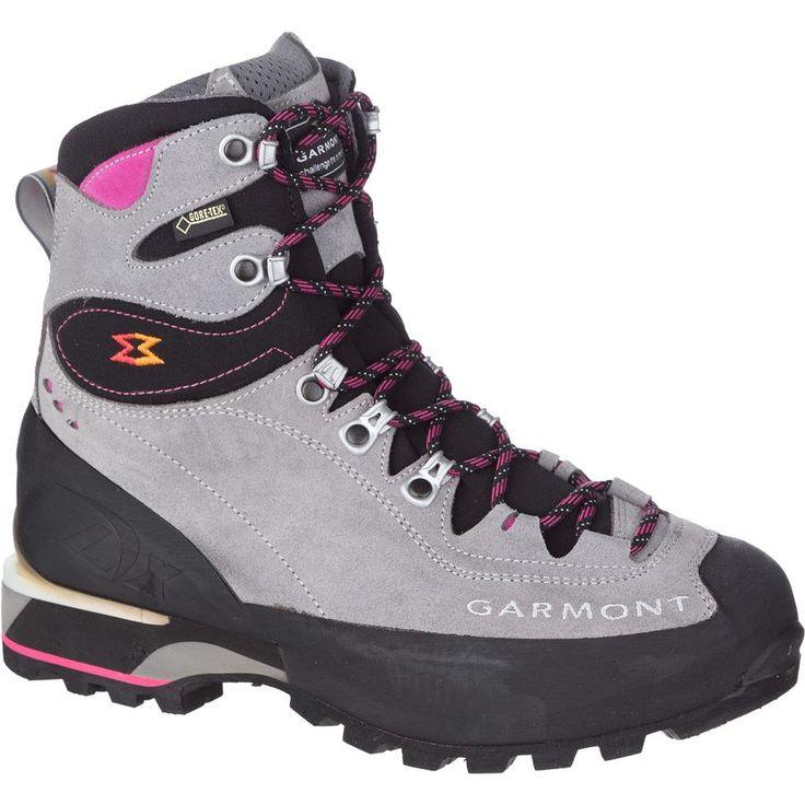 Garmont - Tower Plus LX GTX Mountaineering Boot - Women's - Grey/Passion