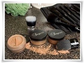 Sonya Mineral Make up   Προϊόντα Μακιγιάζ με Αλόη Βέρα και Ορυκτά Μέταλλα της Forever Living Products