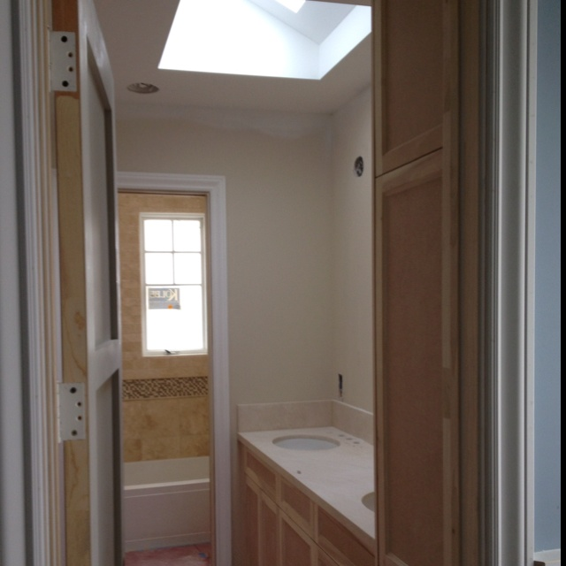 jack and jill bathroom new house in progress pinterest