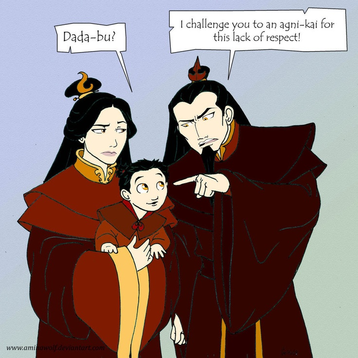 only avatar nerds will understand this!