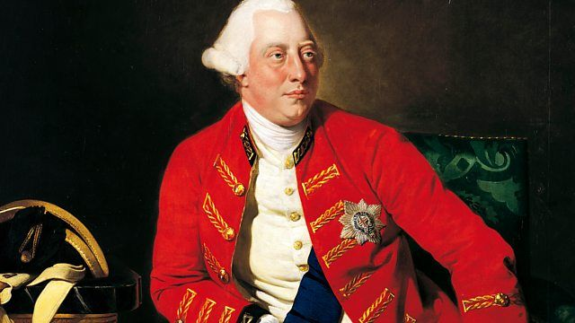 George III - The Genius of The Mad King   BBC Documentary