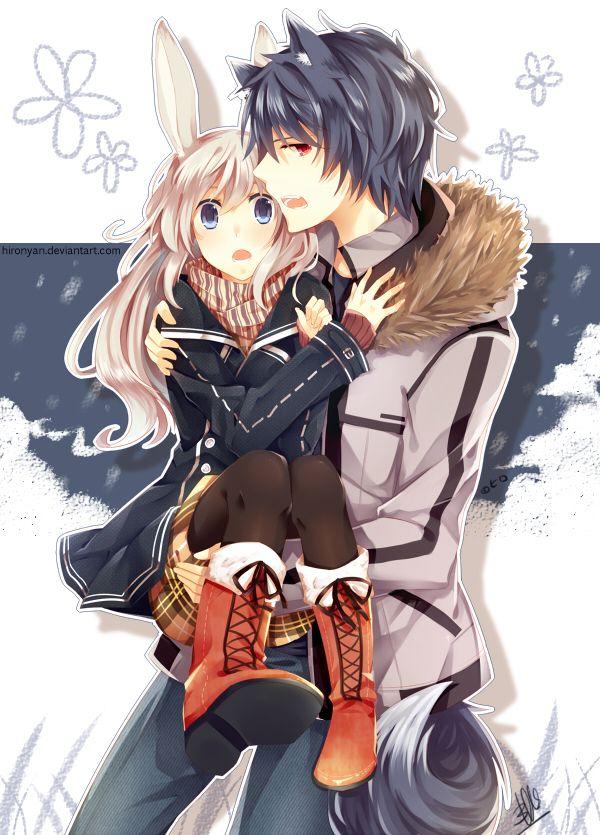 Boy of the Female Wolf Manga | Anime-Planet