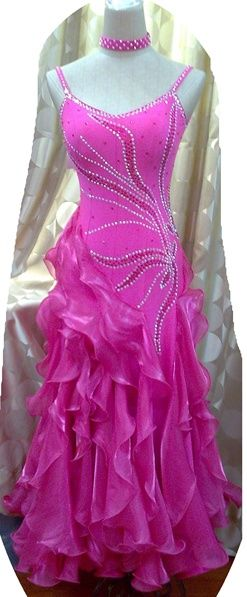 Ballroom Costume