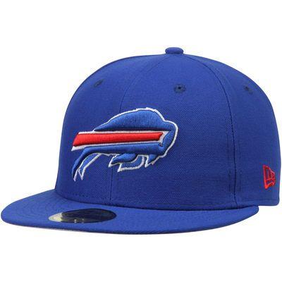 Buffalo Bills New Era Omaha 59FIFTY Fitted Hat - Royal