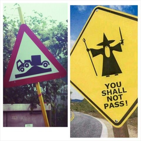 Kent road sign vs New Zealand road sign