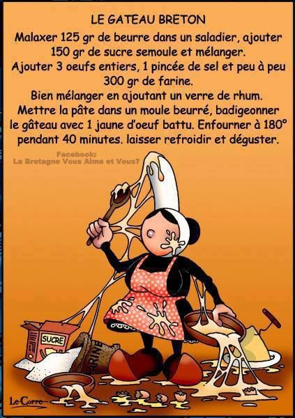 Le gâteau breton #myfinistere #finistère