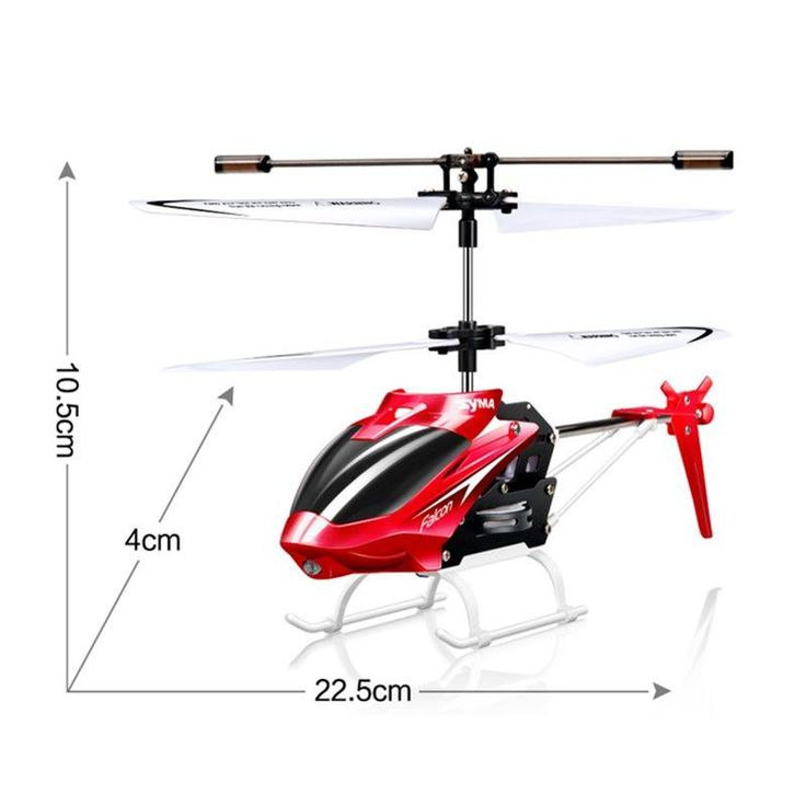 2017 New 2 Channel Indoor/Outdoor Small RC Helicopter with Gyro-Resistants, Drone Class, Kids-Toy For Beginners.