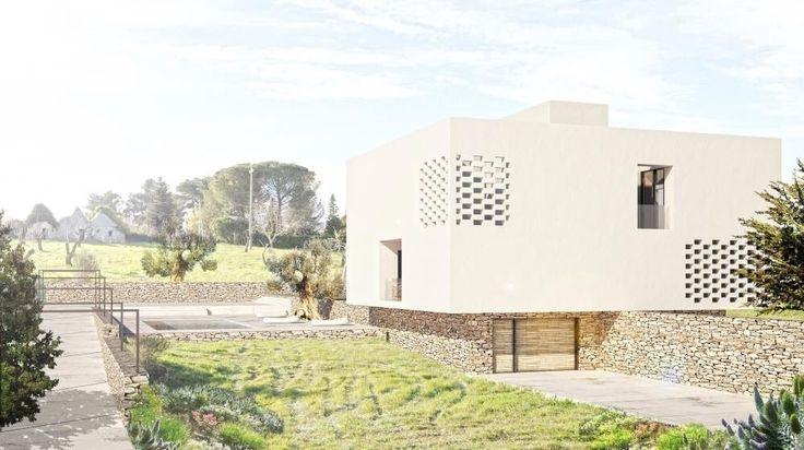 Signore e signori, con orgoglio vi presentiamo.... JUNE. Per maggiori info: http://www.modernapulianstyle.com/it/portfolio/june/  #JuneProject #MAS #Puglia #Architecture